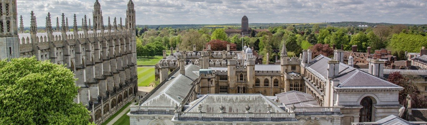 The Old Schools of Cambridge University