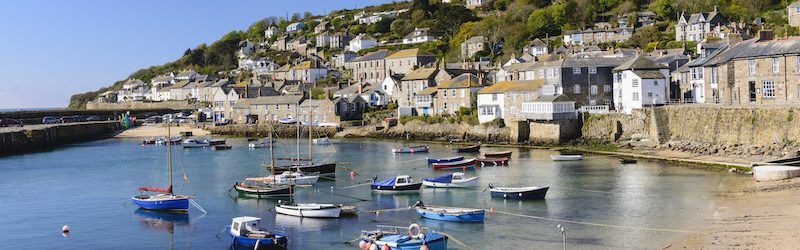Live in beautiful Cornwall, when you find a property with County Homesearch